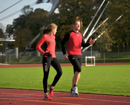 RUNNING Company Personal Training - Foto Sabine Münch