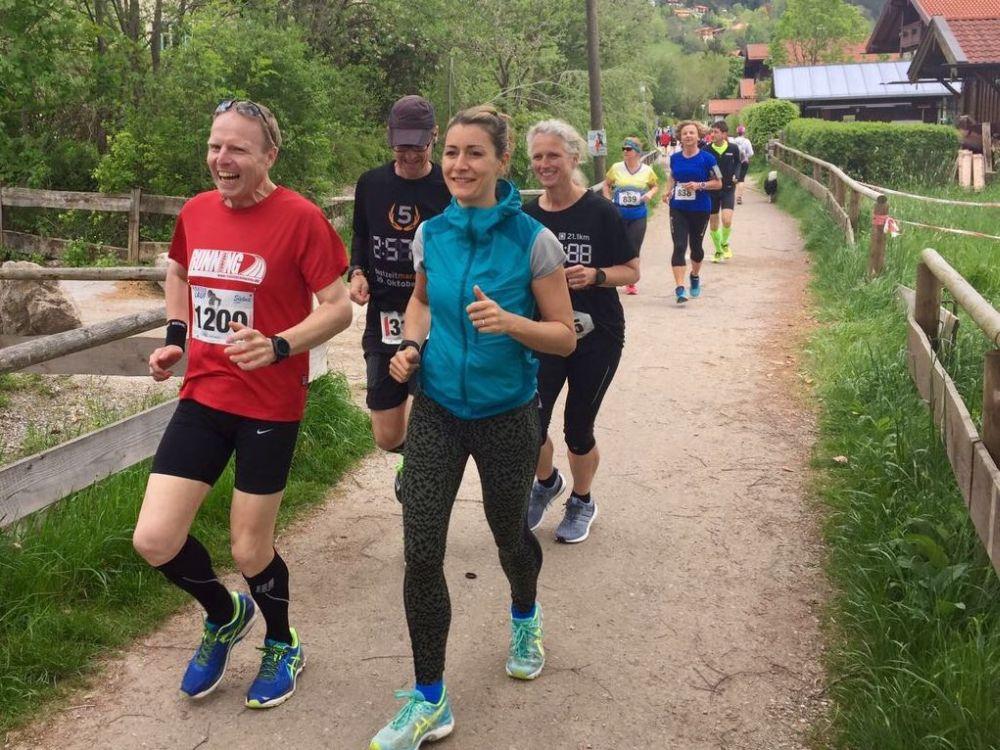 RUNNING Company beim Sixtus-Schlierseelauf 2017