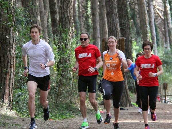 RUNNING Company Toskana Laufreise 2016