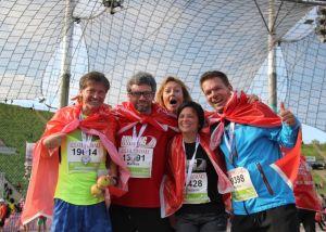 RUNNING Company München Halbmarathon 2016