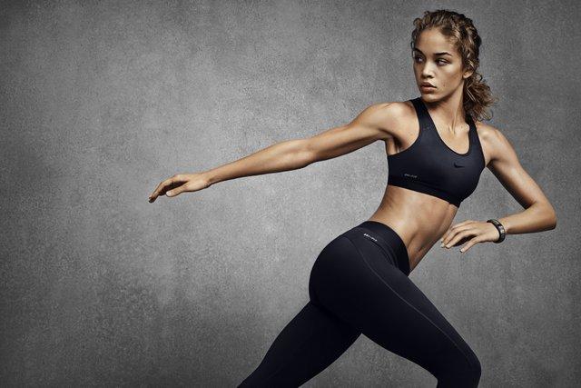 Nike Pro Classic Bra es un modelo de soporte media, versión con acolchado
