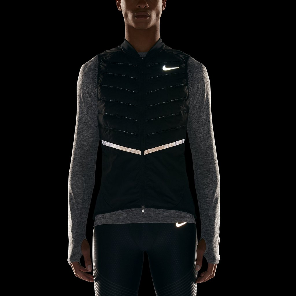 chaleco nike hombre running