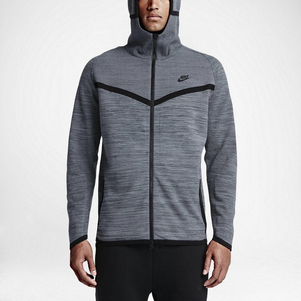 Hoodie Windrunner chaqueta con capucha Nike Sportswear Tech Knit - para hombre