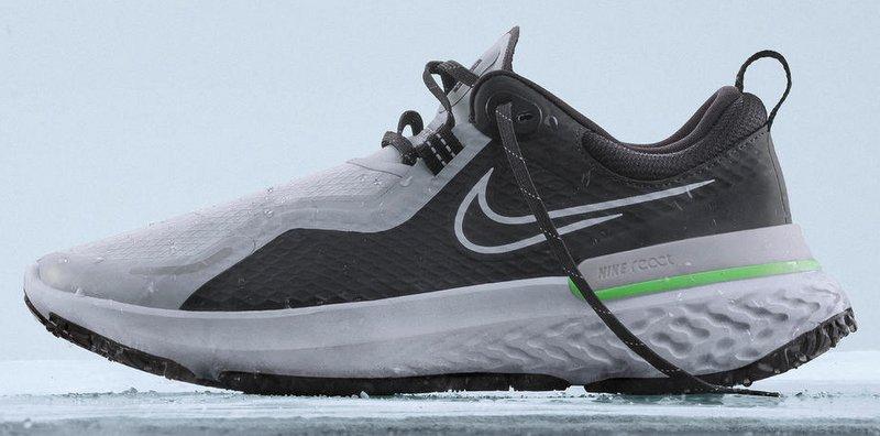 Nike React Miler Shield hombre
