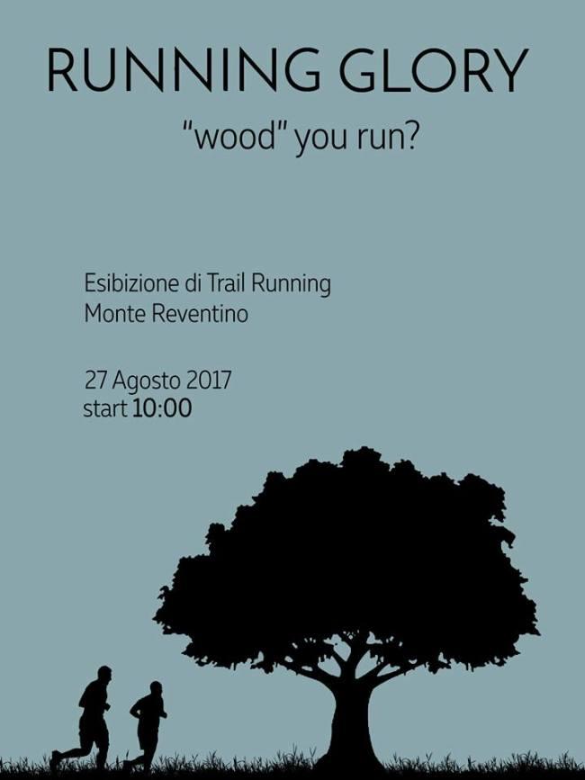 running glory trail running monte reventino decollatura calabria