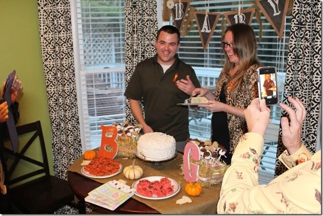 Baby Gender Reveal Party 054