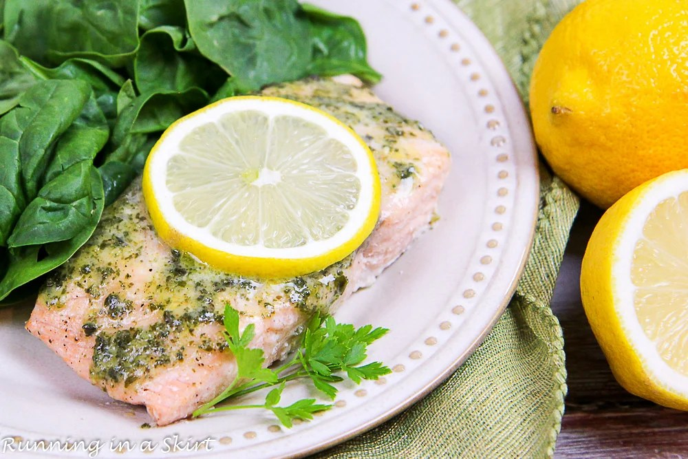 Lemon Pesto Salmon-31-4