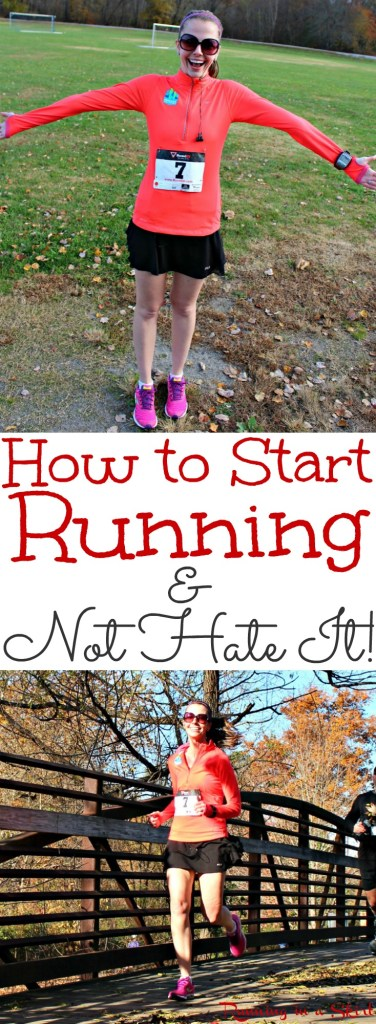 How to Start Running plan from Running in a Skirt