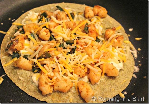 goat-cheese-quesadilla-peppers-onions-shrimp-2