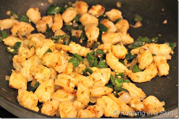 goat-cheese-quesadilla-peppers-onions-shrimp