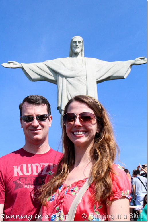 Christ the Redeemer- Rio Travel Guide including Rio Travel Tips