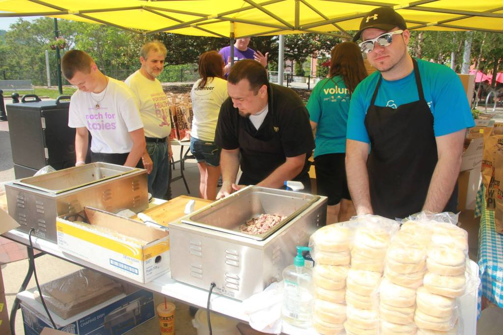 march for babies dickey's bbq