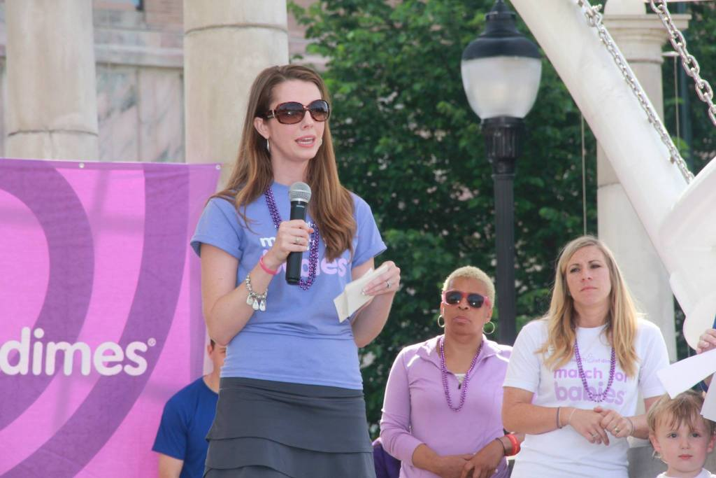 march for babies julie wunder
