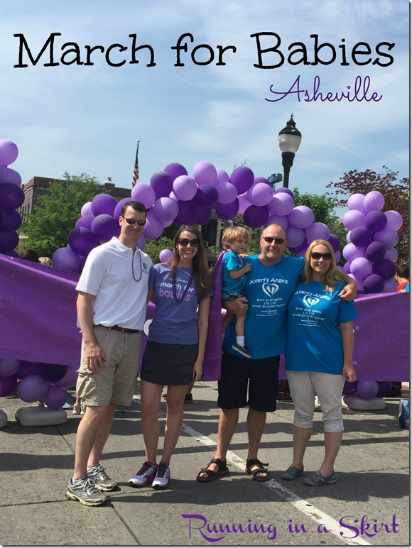 march for babies asheville 2015 julie wunder pin