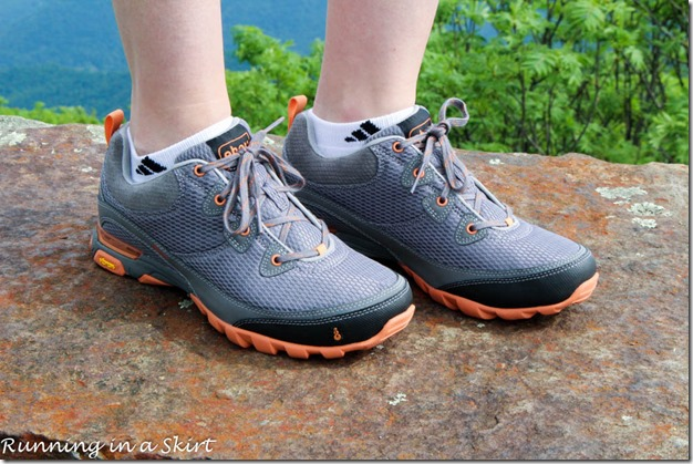 ahnu sugarpine air mesh hiking shoe-3