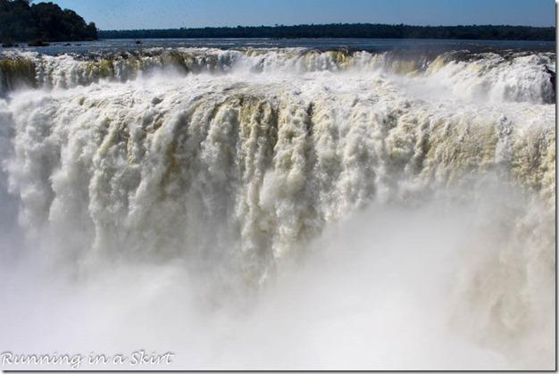 Iguazu Falls- Argentina Side, Devil's Throat