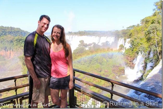 Iguazu Falls- Argentina Side, Middle Trial