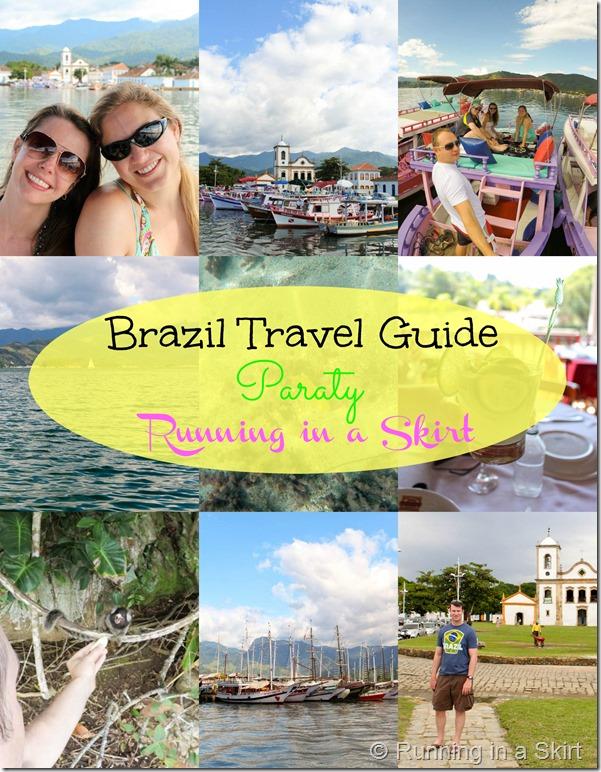 Brazil Travel Guide - Paraty