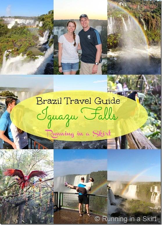 Brazil Travel Guide - Iguazu Falls, Brazil Side