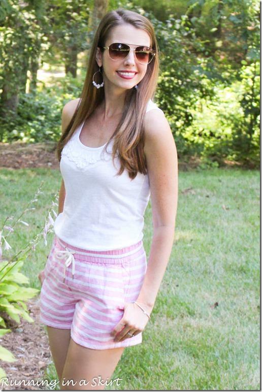 Pink Shorts 2