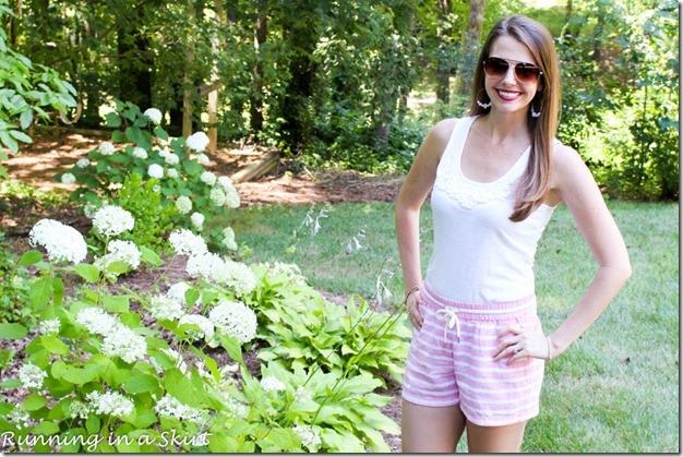 Pink Shorts 3