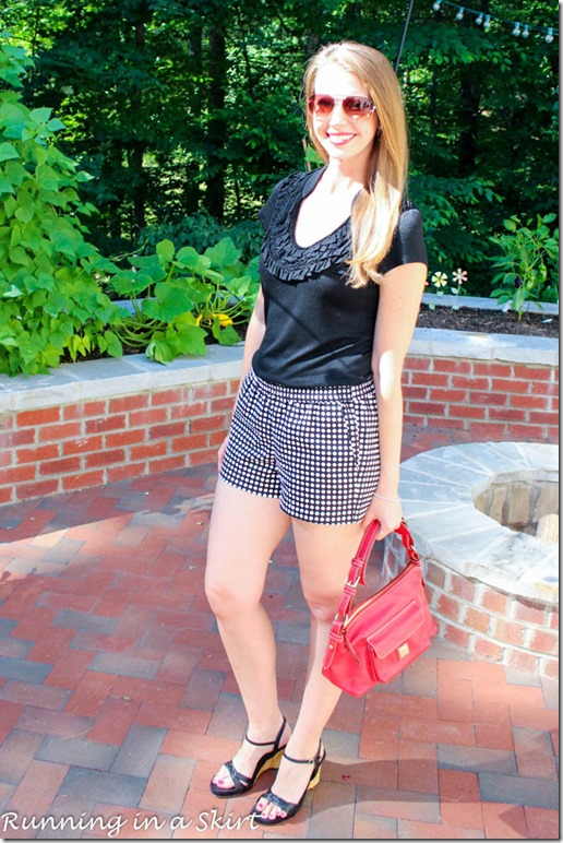 black and white polka dot shorts-8-1