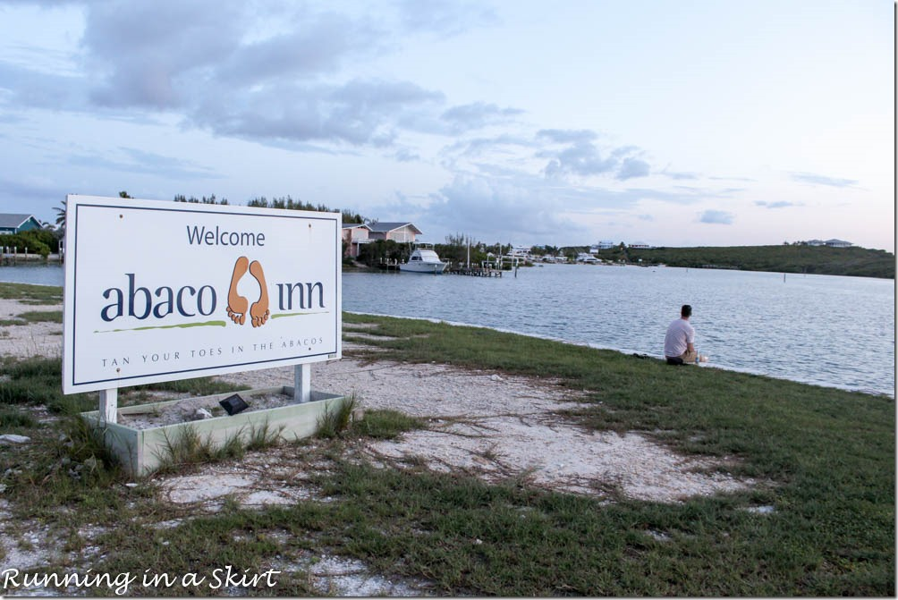 Elbow Cay Bahamas Sunset Abaco Inn