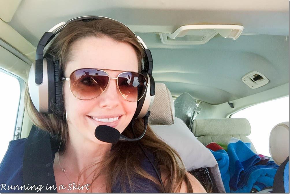 Julie Wunder Flying