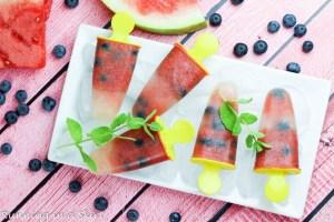 Watermelon Popsicle Recipe