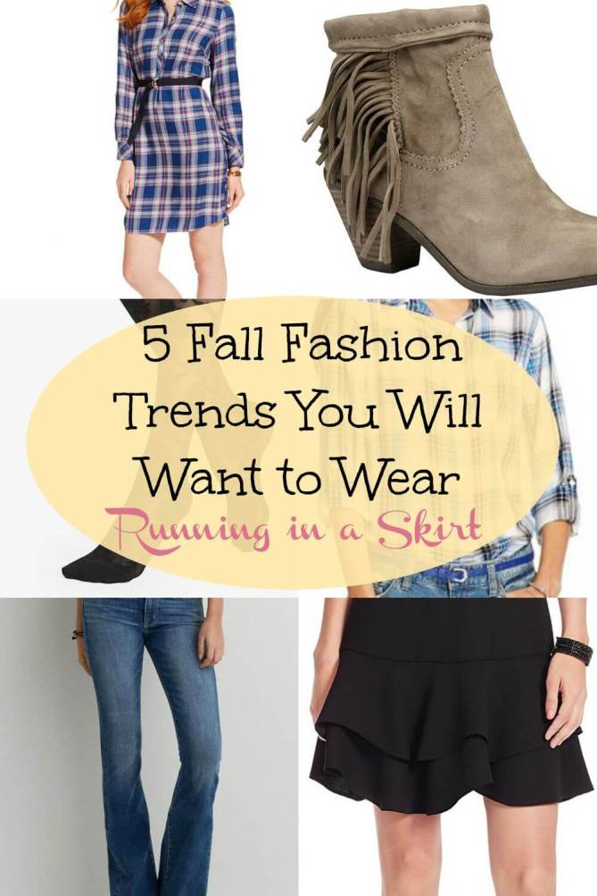 5 Fall Fashion Trends You Will Want to Wear