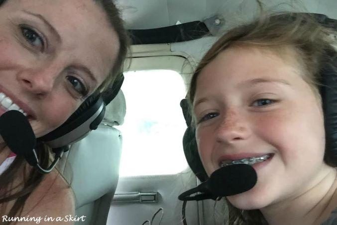 Isabella Plane Ride