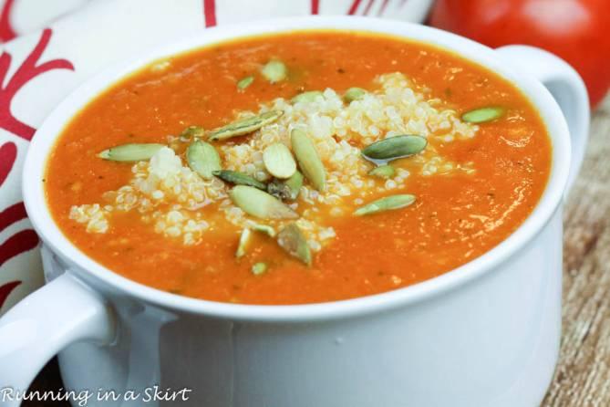 Tomato Quinoa Soup-9-1