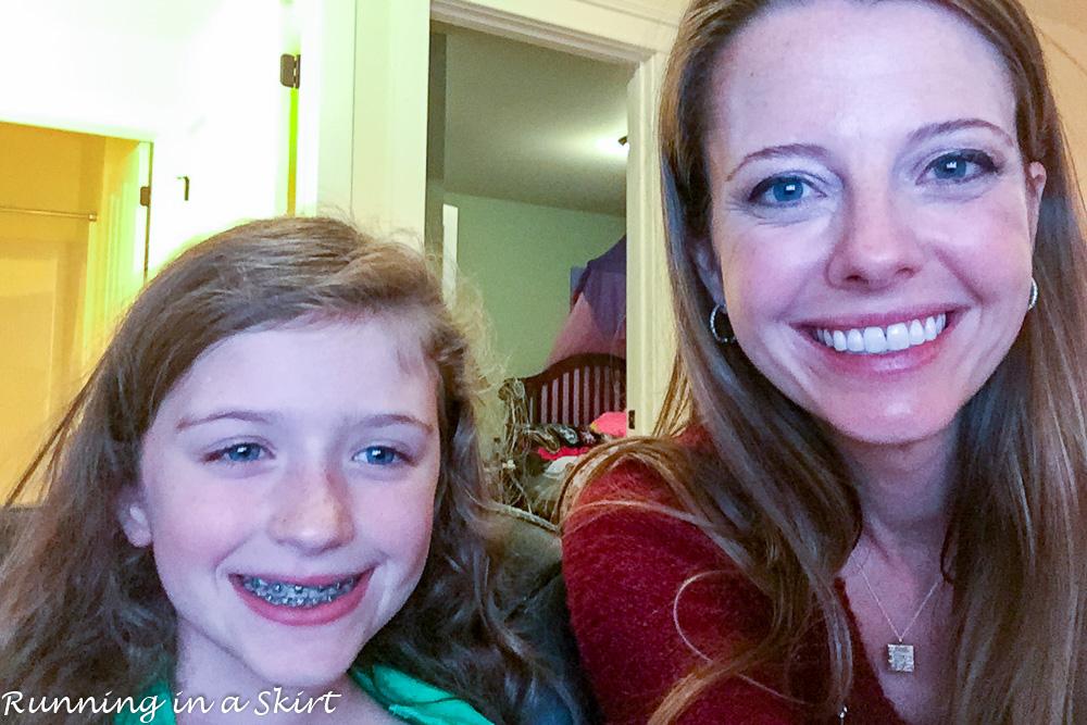 Christmas Weekend 2015- Julie & Isabella
