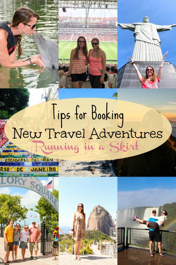 Tips for Booking New Travel Adventures