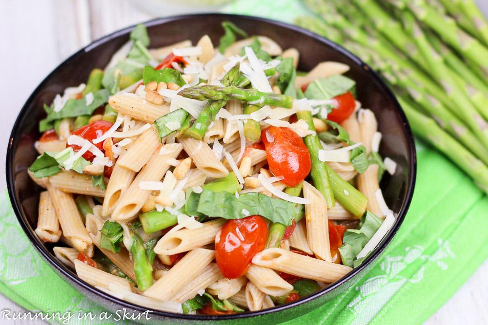 Tomato and Asparagus Pasta recipe-41-2