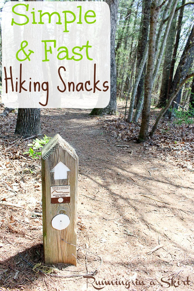 Simple, Fast and Easy Hiking Snacks from CVS Gold Emblem Abounds