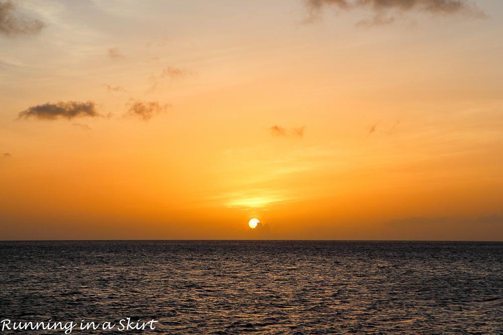 Grenada Highlights - Grenada sunset (4)