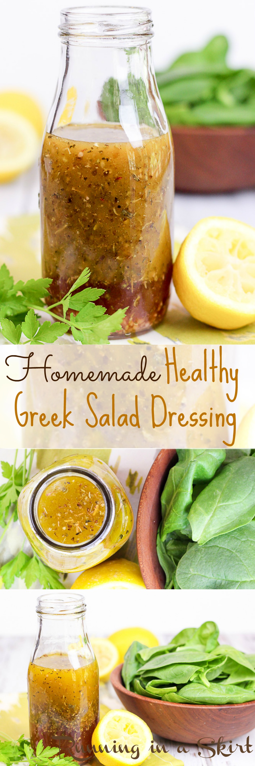 how to make salad dressings