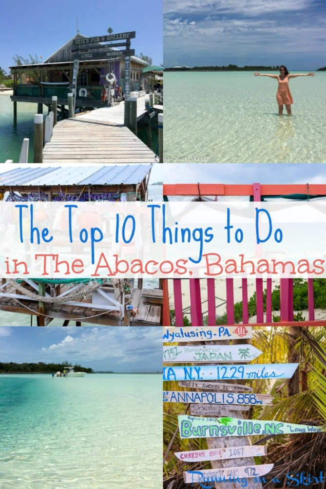 The Top 10 Things to Do in the Abacos Bahamas