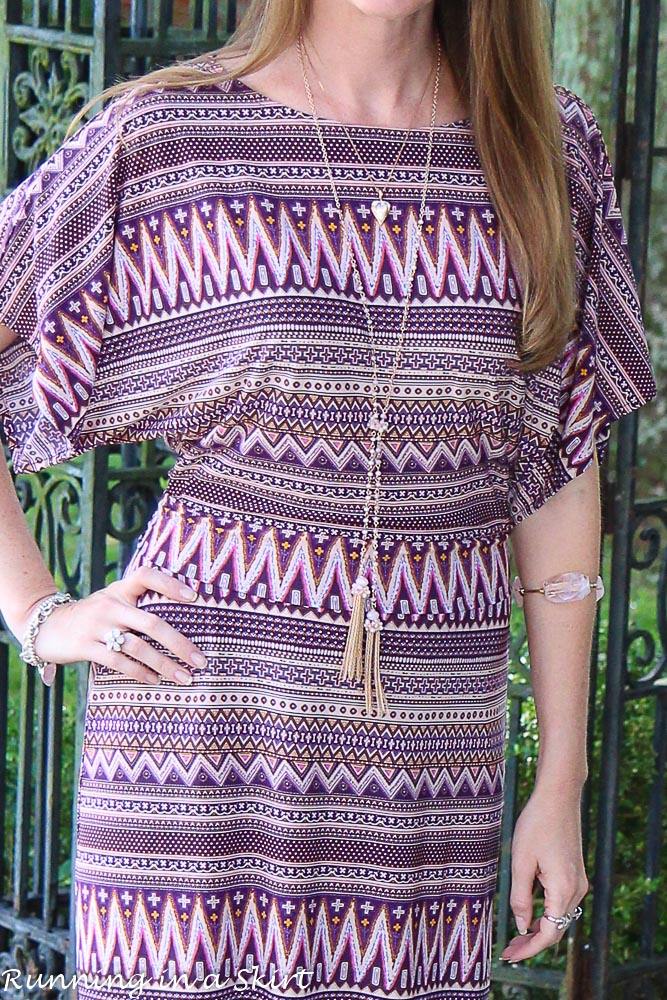 Short Kimono Sleeve dress-50-3