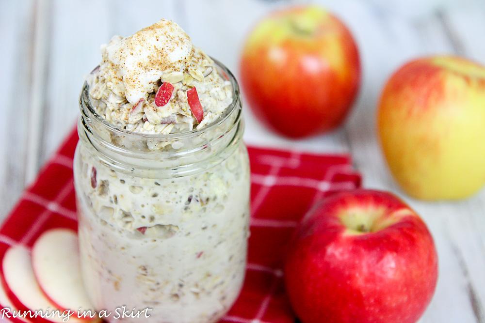 Apple Pie Overnight Oats-40-3