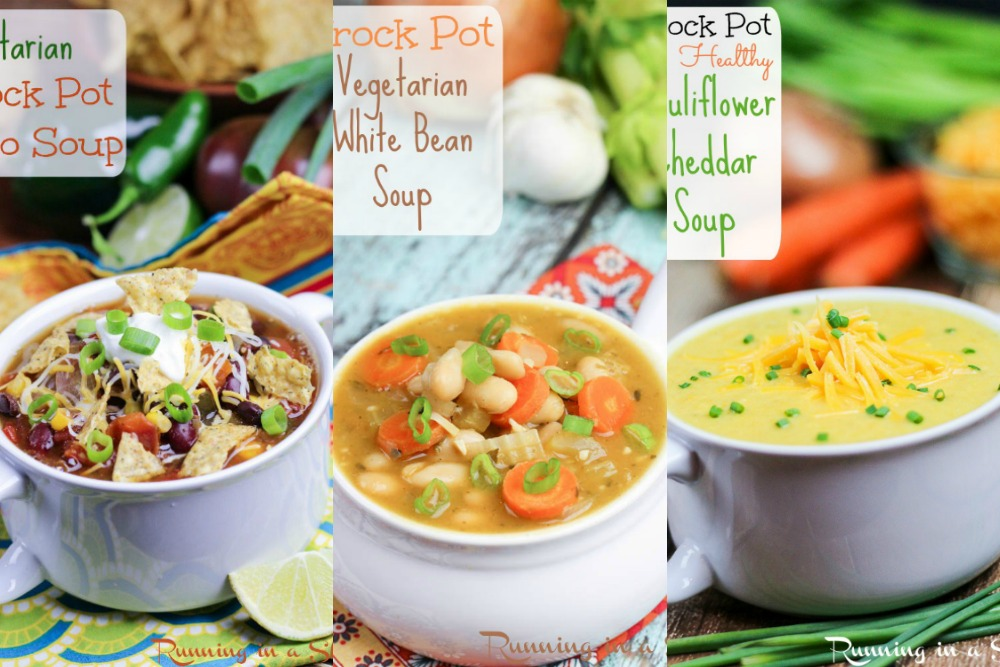 10 Cozy Vegetarian Crock Pot Soup Recipes Healthy Living