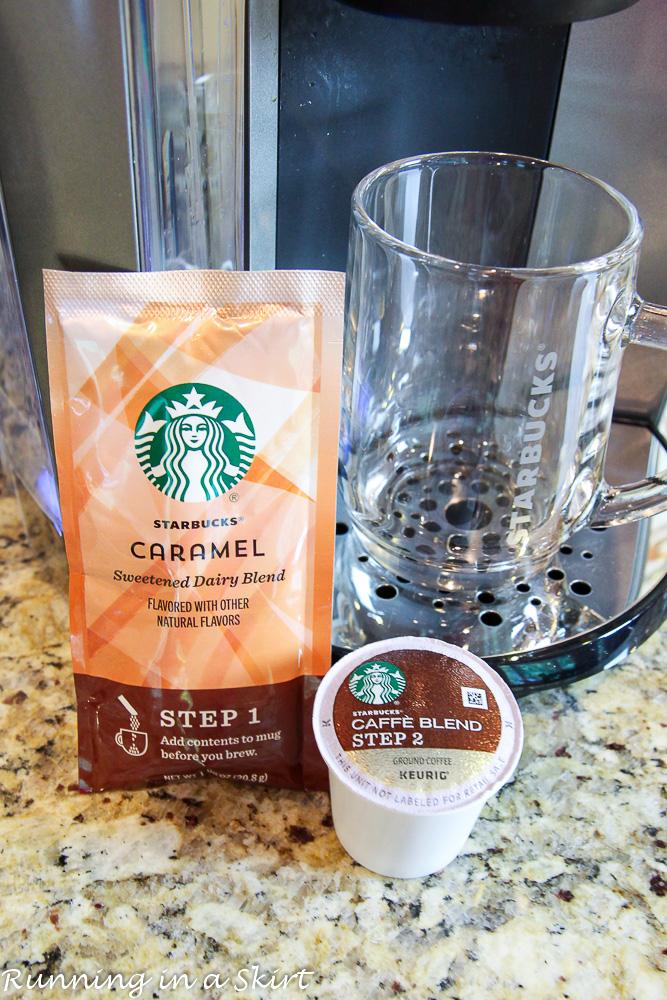 Starbucks Caffe Latte K Cup Pods