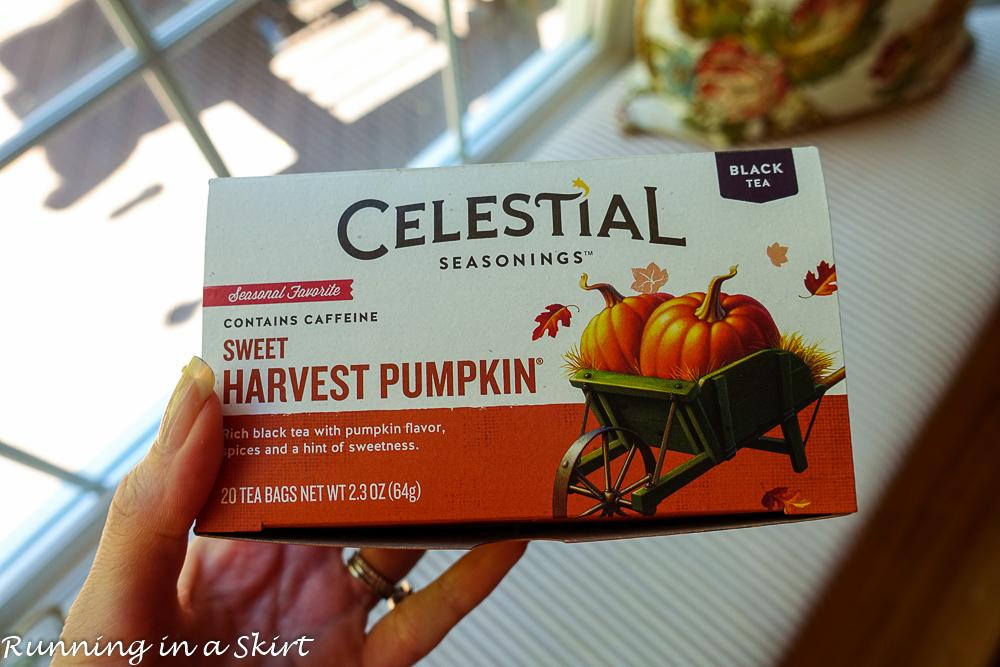 pumpkin-tea