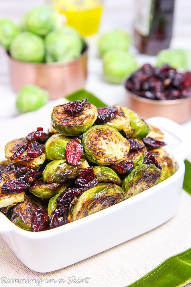 how to cook brussel sprouts balsamic
