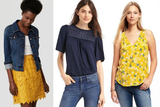 Spring Fashion Picks (Under $75!)