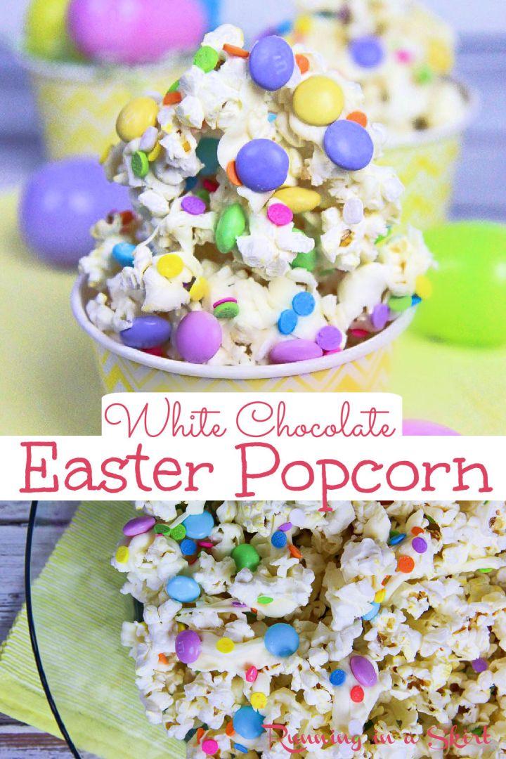 Easter Popcorn via @juliewunder