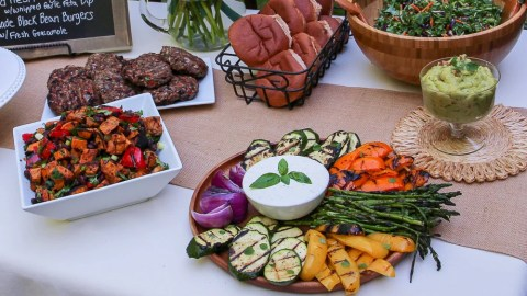 The Best Vegetarian Cookout Menu
