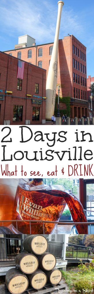 2 Days in Louisville What to see do and eat / Running in a Skirt