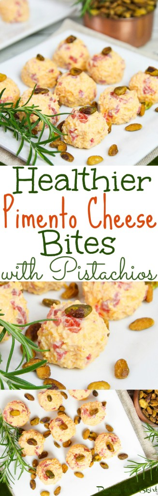 Healthy Pimento Cheese Bites/ Running in a Skirt